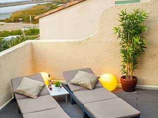 Location vacances appartement Saintes Maries de la Mer